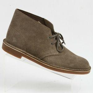 Clarks Bushacre Desert Chukka Ankle Boots 9 M
